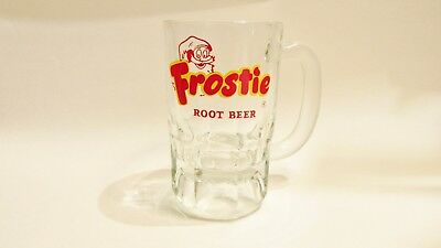 Vintage Frostie Root Beer Mug Great Logo 5.5 Inches Tall Heavy And Thick Float