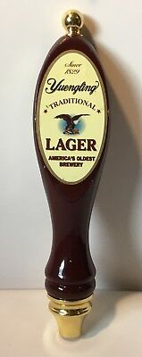 Yuengling Traditional Lager America's Oldest Brewery Beer Tap Handle~12""