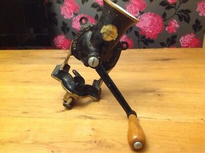Spong Coffee Mill No. 2 - Vintage - Collectable - Coffee Grinder- Kitchenalia
