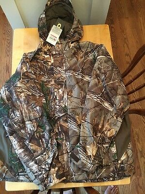 Guide Series Storm TecH20 Drykeeper Teeltee Xtra CamoRain Jacket
