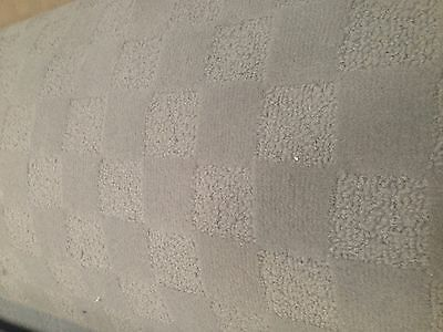 CRAZY PRICE- Carpet Roll - CHECKERBOARD SOLUTION DYED NYLON HEAVY COMMERCIAL