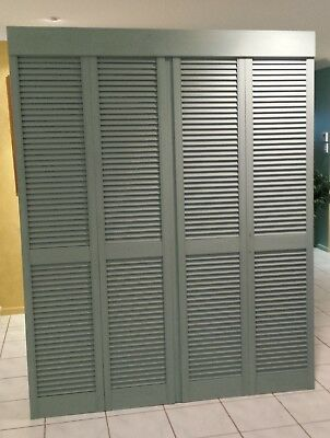 Doors - Timber Louvre - Room Divider - Privacy Screen
