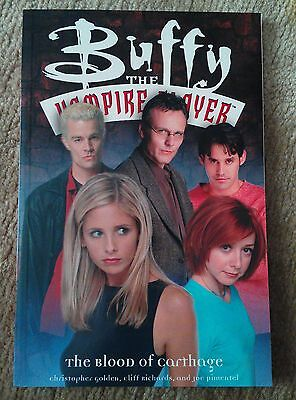 BUFFY THE VAMPIRE SLAYER: The Blood of Carthage TPB