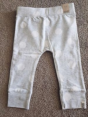 BNWT Cotton On Baby Leggings/Pants  - Size 1 (12-18 months)