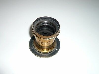 ANTIQUE circa 1880s WATSON & SONS LENSE FOR CAMERA OR PROJECTOR SERIAL No 1283