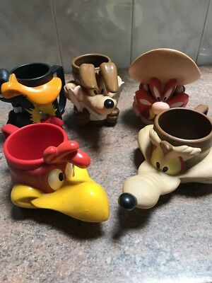 Looney Tunes Collection Mugs