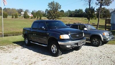 2003 Ford F-150  2003 ford f150 supercrew
