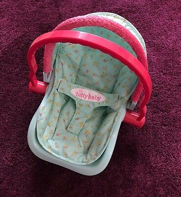 American Girl Doll Bitty Baby Carrier