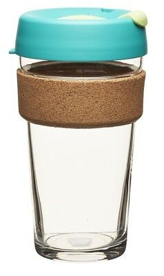 NEW KeepCup Brew Cork Edition -  Thyme - Large 16oz / 454ml