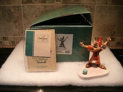 Classic Walt Disney Collection Cinderella Jaq The Mouse