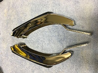 1970 Dodge Coronet Super Bee NOS Front Bumper Guards