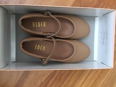 Girls Bloch Tap Shoes Size 4, EUR 33.5