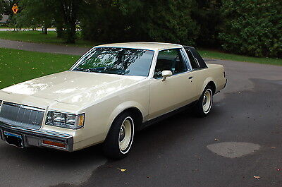 1985 Buick Regal Limited 1985 Buick Regal Limited - Custom Chevy 350 (330 HP)