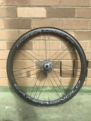 Campagnolo Bora One 35 Tubular Carbon Rear Rim Wheel 11speed