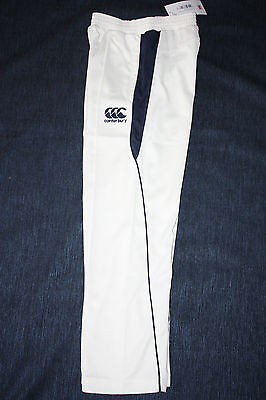 Canterbury Junior Pro Cricket Trousers KIDS BOYS / GIRLS TRACK PANTS  12Y(LB)