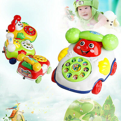 1pc Cartoon Toys Mobile Phone Toy Educational Toys For Kids Children Child