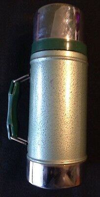 Vintage Aladdin Stanley Thermos A-1350 B 24 Oz. Wide Mouth/Stainless Steel Liner