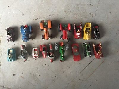 Lot Of (12) Hallmark Keepsake Miniature Kiddie Car Ornaments
