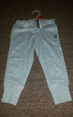 Baby Bonds Hipster Trackie Grey BNWT 1