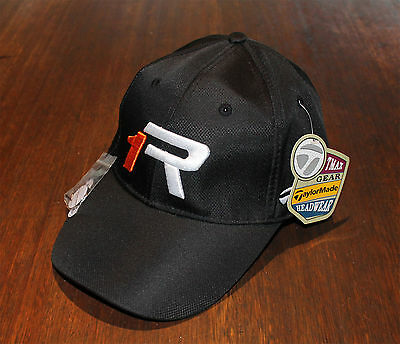1x BLACK TMAX GEAR R1 TOUR GOLF CAPS with Magnetic Marker - Free Delivery