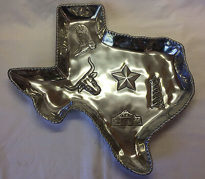 2003 Arthur Court Texas Chip Tray