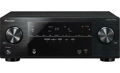Pioneer VSX 522-K 5.1 Channel 140 Watt Receiver