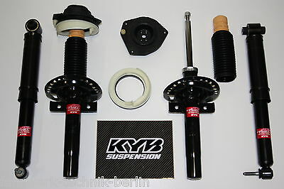 Kayaba Shock Absorber Gas Renault Megane 2