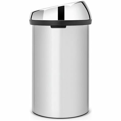Brabantia 60L Touch Bin - Metallic Grey. From the Official Argos Shop on ebay