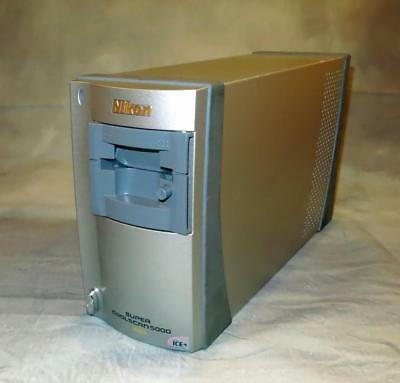 Nikon Coolscan Ls-5000 Scanner, Ma-21, Cords, Gorgeous Scans,ship Worldwide