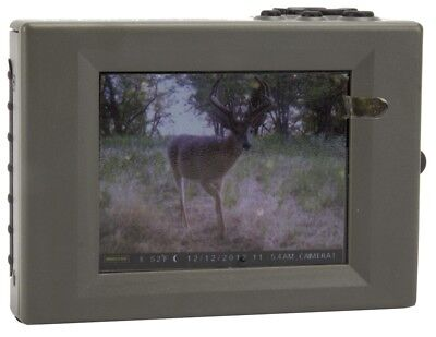 MOULTRIE Hand Held Game Trail Camera Digital SD Picture Viewer | For Parts