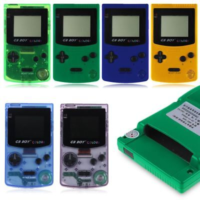 Gb Boy Classic Colour Backlit Gameboy With 66 Games Handleid Game Console Player