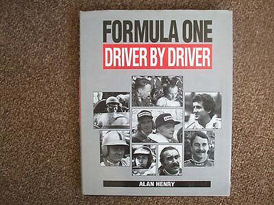 Formula One Driver By Driver By Alan Henry
