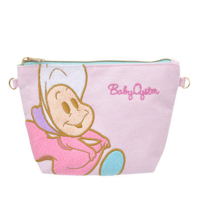 Alice in the Wonderland Pouch Young Oyster Customize DISNEY STORE JAPAN S/FREE