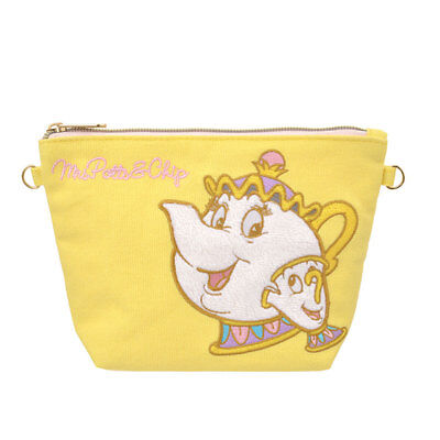 Beauty and the beast  Mrs. Pot and chip Customize DISNEY STORE JAPAN S/FREE