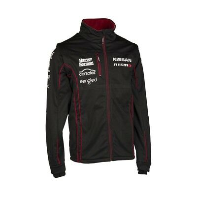 Nissan Motorsports Mens Softshell Jacket - 2Xlarge (Ns151-2Xl)