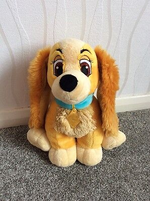 Disney Store Exclusive Lady From Lady And The Tramp (B12)
