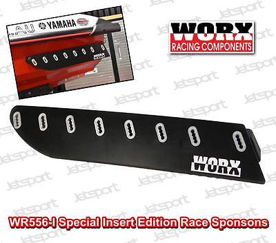 WR556-I Yamaha FX and FZ hulls Special Insert Edition Race Sponsons Worx Racing