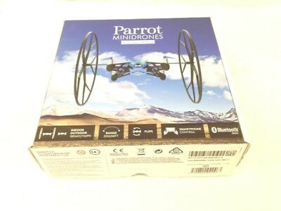 Helicoptero Radiocontrol Parrot Rolling Spider 2364901