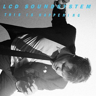 Lcd Soundsystem - This Is Happening - 2Lp Vinyl Lp - Neu