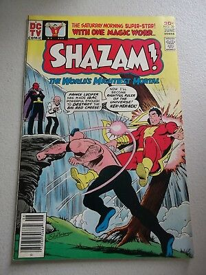 Shazam Dc Comic No 29