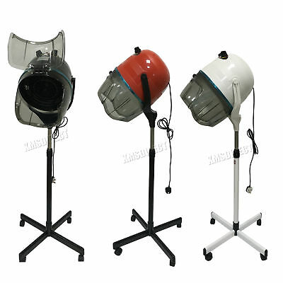 FoxHunter Portable Salon Hair Hood Dryer Floor Stand Up Hairdresser Styling New