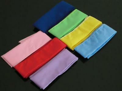 "100 x Neck Coolers/ Bandanas. VARIOUS COLOURS. ""5cm x 100cm"" ea & STAY VERY COOL"