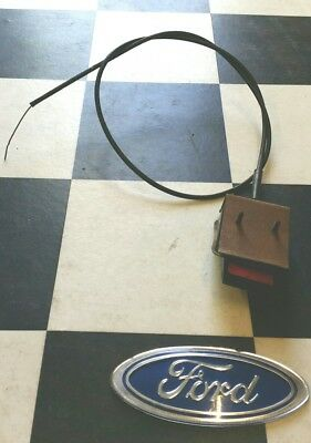 Ford Falcon Fairmont XC GS GXL Cobra Manual Choke Cable