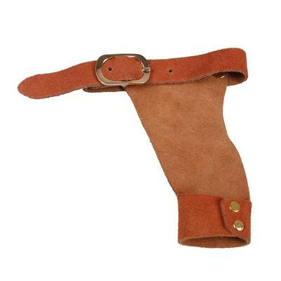 Hand Guard Leather Glove Archery Hand Protector Traditional Shooting Hunting