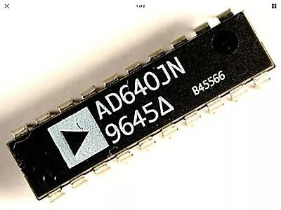 AD640 120MHz Log Amp Demodulator DIL