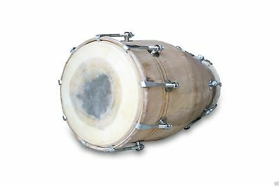 Dholak Drums~18 Bolt ~Made With Mango Wood~Dholki~Yoga~Bhajan~Kirtan~Mantra 008