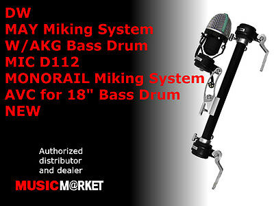 DW MAY Miking System NEW
