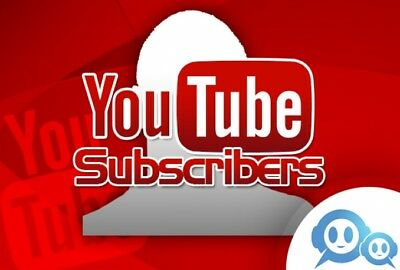 50 Youtube Subcribers | Real Subscriber | 24h Delivery
