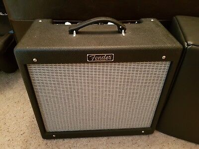 Fender Blues Junior 3 Amp -with Case. Pre Owned But Hardly Used