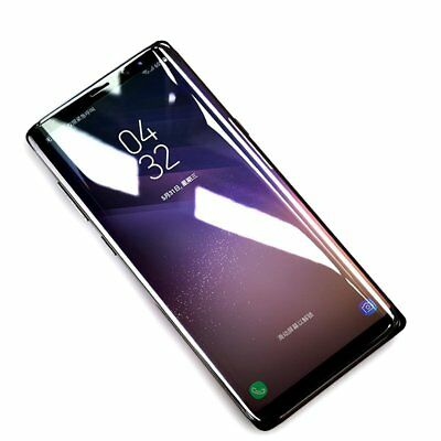 4D Curved Tempered Glass Screen Protector For Samsung Galaxy Note 8